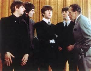 Sullivan and Beatles