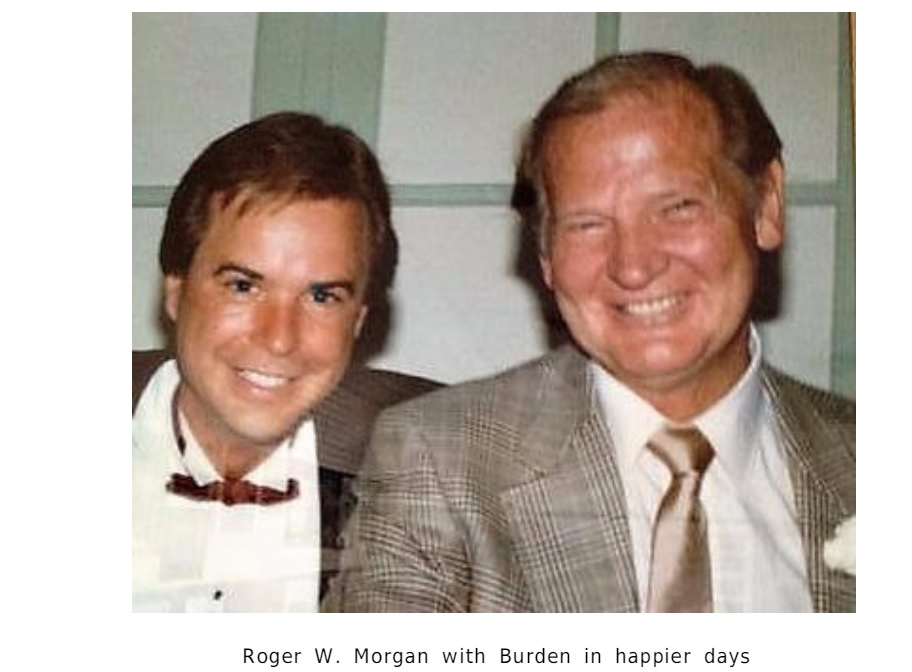 Roger W with Burden
